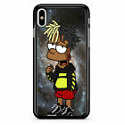 FixedPricexxtentacion the simpsons homer bart case iphone 5 6s 7 8 + x xr xs 11 pro max