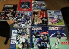 New York Giants Official NFL Team Yearbooks 1986-2000 YOUR CHOICE Mint Condition $5.89 USD on eBay