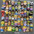 Fisher Price Little People Figures Community Helper Disney Princess Boy Girl Toy