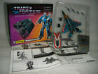 KT Transformers G1 Thrust Starscream Dirge Sunstorm Thundercracker Ramjet Boxset