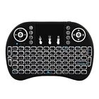 2.4GHz Mini Wireless Bluetooth Remote Touchpad Keyboard for PC Android Smart TV