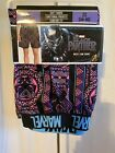 Marvel Black Panther Men's Small or 2X Multicolor Soft Comfort Jam Shorts NWT
