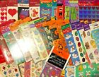 Choose 1 Vtg Vintage Package Pack Stickers American Greetings Agc Animals Candy