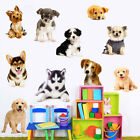 3d Cats Dogs Wall Sticker Removable Kitten Puppy Decal Door Car Mural Kid Room