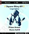 NECROZMA NORMAL/  SHINY  ALL-OUT ATTACK   6IV - POKEMON SWORD AND SHIELD