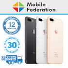 Apple Iphone 8 Plus 8+ 64gb 256gb A1864 Unlocked