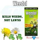 Weedol Concentrate Lawn Grass Weed Killer Fast Acting 250ml, 500ml, 1 Litre