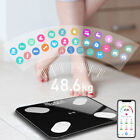 Bathroom Body Scales Accurate Smart Electronic Digital Weight Home Floor Health