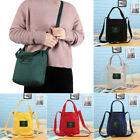 Style Crossbody Canvas Handbag Totes Shoulder Pack Messenger Pack Shoulder Bag