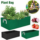 Fabric Raised Grow Bags Garden Planting Container for Plants Vegetable Flower