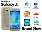 Brand New Samsung Galaxy J7 J700 4g 16gb 13mp Dual Sim Android Phone Unlocked Uk