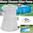 Electric Swimming Pool Filter Pump For Above Ground Pools Cleaning Tool US/UK/EU $44.99 USD on eBay