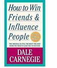 How to Win Friends and Influence People by Dale Carnegie x-library book