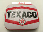 Texaco Mint / Pill Box Vintage from R&B Collectible Advertising —Choose Your own