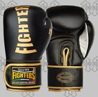 New FIGHTERS Sparring Boxing glove in Genuine Cowhide Leather