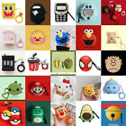 Pack of 1/2/3 AirPods Cartoon Case cover For Airpod 1 & 2 Charging Case Best