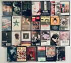 You Pick Cassette Tapes Lot: 80s, 90s, New Wave, Synth, Electronic, Post-Punk