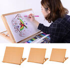 Adjustable Wooden Desk Easel Sketching Drawing Board Artist Easel Art Supplies