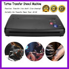 Tattoo Stencil Maker Transfer Machine Flash Thermal Copier Printer 110‑220V