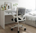 New Adjustable Executive Swivel Computer Desk Mesh Office Home Chair Fabric 360°