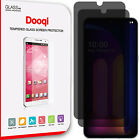 2X For LG V60 ThinQ Privacy Anti-Spy Tempered Glass Screen Protector Saver