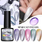 LEMOOC 8ml Magnetisch Nagel Gellack Jelly Cat Eye Soak Off Nail UV Gel Polish