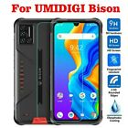 2PCS UMIDIGI Bison Bison GT 2021 Tempered Glass Protective Film Screen Protector