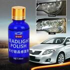 30ml Car Headlight Repair Coating Refurbishment Agent Repair Kit