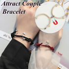 2pcs/set Attract Couples Bracelets Best Friend Lover Magnet Attract Love Jewelry