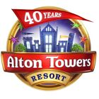 Alton Towers Ticket(s) Valid - Sunday 18th October 18.10.2020 RECEIVE TODAY