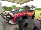 1989 Jeep Cherokee LIMITED Jeep Cherokee xj - Built - ready for the rough stuff