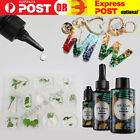 Hard Uv Resin Glue Crystal Clear Handmade Diy Epoxy Jewelry Crafts Casting New