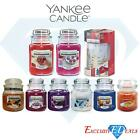 'Yankee Luxury Glass Jar Candles Home Fragrance Gift & Candle Burner - Large Jars
