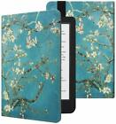 "Case for Kobo Nia 2020 / Kobo Clara HD 6"" eReader Folio Cover Auto Sleep/Wake"