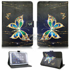 Pattern PU Leather Folding Stand Tablet Case Cover For RCA Pro 10-inch Tablet US