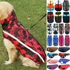 Pet Rain coat for Small Puppy Dogs Jackets Padded Casual Waterproof Dog Costume
