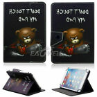 Universal Pattern Leather Flip Tablet Stand Case Cover For iPad Amazon RCA New