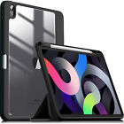 INFILAND Tri-Fold Shockproof Case for iPad Air 4th Gen 10.9 inch 2020 Release