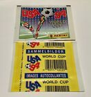 PANINI WORLD CUP FOOTBALL STICKER PACKETS 1974 TO 2018 - CHOOSE PACK FROM LISTSports Stickers, Sets & Albums - 141755