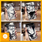 Naruto One Piece Anime Phone Case For Iphone 6 - 11 Max Tempered Glass Case