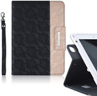 Thankscase Case For Ipad Mini 5 2019 With Apple Pencil Holder, Rotating Tpu Case