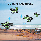 Holy Stone HS210 Mini Drone One Key Take off Auto Land Kids Rc Helicopter