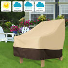 Uv Waterproof Stacking Chair Cover Outdoor Garden Patio Furniture Chairs Cover