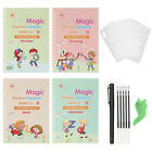 Magic Practice Copybook Handwritten Practic Reusable Book English Version US ^^