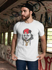 Cool Panda Hip Hop Style Tee Men's -Image by Shutterstock