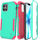 iPhone 12 Pro Max Case Heavy Duty Shockproof Military Rugged Armor Cover Slim