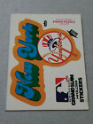 FLEER BASEBALL STICKERS - 1982 1980s YOU PICK - MULTI DISCOUNTSports Stickers, Sets & Albums - 141755