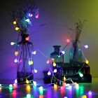 33FT 100 LED Indoor Outdoor Electric String Lights Fairy Party Home Decor Garden