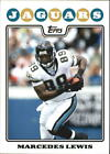 2008 Topps Football Card #s 1-240 +Rookies (A0846) - You Pick - 10+ FREE SHIP