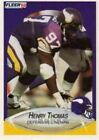 1990 Fleer Update FB Cards 1-120 +Rookies (A0302) - You Pick - 10+ FREE SHIP